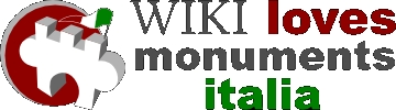 Wiki Loves Monuments Italy. Logo